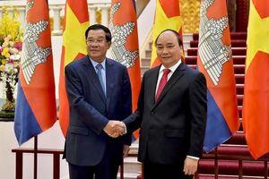 Thủ tướng Campuchia Hun Sen sắp thăm chính thức Việt Nam