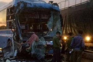 Hai xe khách tông nhau, 7 người trọng thương trên đường HCM qua Kon Tum