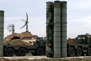 Nga hé lộ 'quốc bảo' S-500 đã được thử lửa trên chiến trường Syria