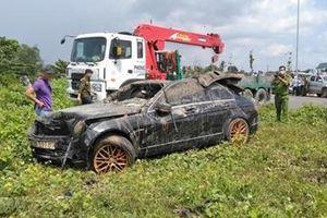 Vụ 3 người tử vong trong ôtô Mercedes: Em trai chủ xe cầm lái