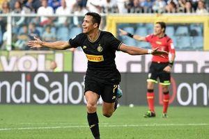 Cựu sao MU 'mơ' vô địch Champions League cùng Inter Milan