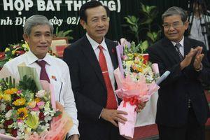 Miễn nhiệm Phó Chủ tịch HĐND tỉnh Bình Định Võ Vinh Quang