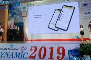 Chung kết Dynamic 2019 quy tụ các dự án khởi nghiệp bằng nền tảng công nghệ
