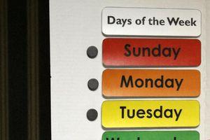 Câu đố tính thứ ngày tháng khiến người lớn phải 'xoắn não'