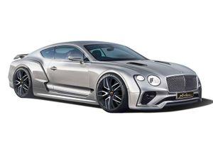Siêu xe Bentley Continental GT 'độ chất như nước cất'