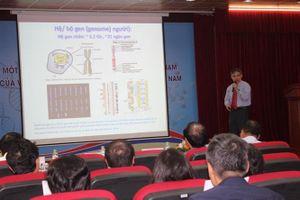 Phát hiện mới trong nghiên cứu hệ gen người Việt Nam