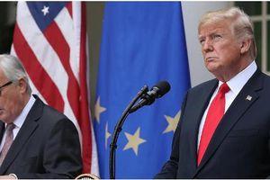 Mỹ sẽ áp thuế trị giá 7,5 tỉ USD đối với hàng hóa châu Âu