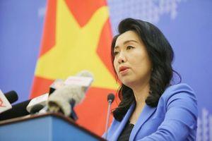 Tàu Trung Quốc ngang ngược mở rộng xâm phạm vùng biển Việt Nam