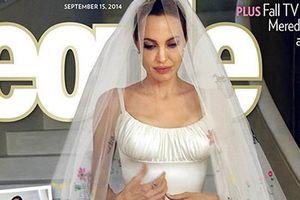 Angelina Jolie từng không muốn cưới Brad Pitt