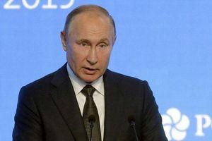 Tổng thống Nga tuyên bố cùng OPEC ổn định thị trường dầu mỏ toàn cầu