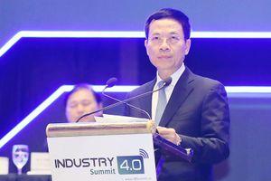 Bộ trưởng Nguyễn Mạnh Hùng: Việt Nam sẽ vào Top 30 chuyển đổi số tại năm 2030