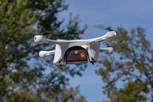 Hãng giao hàng bằng máy bay không người lái đầu tiên được cấp chứng nhận tại Mỹ
