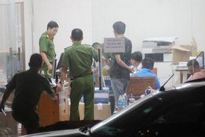 Triệu tập đối tượng liên quan vụ giang hồ vây xe công an ở Đồng Nai