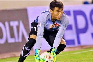 Thêm thủ thành Nguyên Mạnh dính chấn thương tại đội tuyển quốc gia