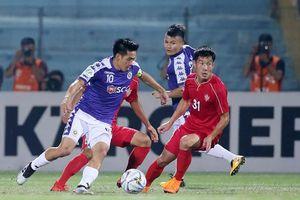 Hà Nội lỡ hẹn với chung kết AFC Cup