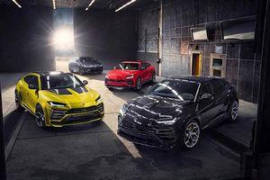 Siêu SUV Lamborghini Urus đẹp, độc và mạnh hơn nhờ Novitec