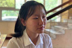 Tuổi thơ đi nhặt ve chai phụ giúp gia đình của thủ khoa Học viện Báo chí và Tuyên truyền