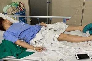 Hà Nội: Hút mỡ bụng để nâng ngực, cô gái co giật phải cấp cứu lúc nửa đêm