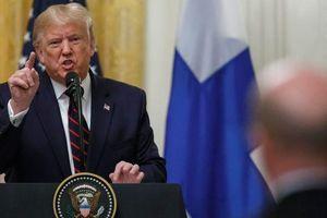 Tổng thống Trump giận dữ chỉ trích truyền thông Mỹ 'giả dối'