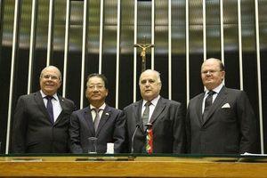 Hạ viện Brazil tổ chức Lễ kỷ niệm 30 năm quan hệ Việt Nam - Brazil