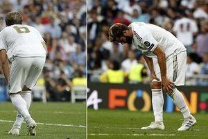 Real Madrid tiếp tục 'gặp hạn'
