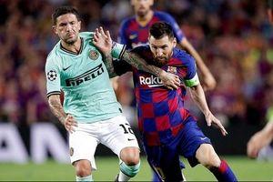 Messi trở lại, Barcelona lội ngược dòng thành công trước Inter Milan