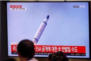 Chưa tái đàm phán với Mỹ, Triều Tiên bắn thử tên lửa?