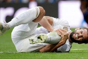 Real Madrid nhận hung tin từ ngôi sao Nacho Fernandez