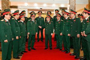 Tướng Trần Hồng Minh nhận nhiệm vụ mới