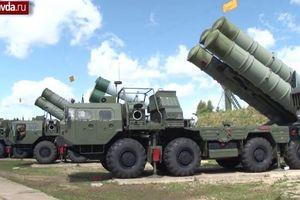 Rộ tin đưa tên lửa S-500 tới chiến trường Syria 'thử lửa', quân đội Nga nói gì?