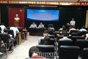Chủ động ngăn hàng giả, hàng nhái và thực thi quyền sở hữu trí tuệ trong ASEM