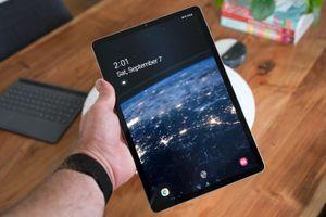 Samsung sắp ra mắt tablet 5G đầu tiên trên thế giới
