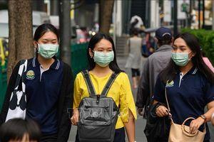 Không khí ở Bangkok trở lại mức an toàn