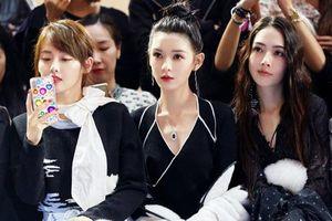 3 nữ thần chung 1 khung hình gây sốt: Nhân vật dao kéo 'áp đảo' mỹ nhân đẹp nhất 'Diên Hi' và con dâu trùm mafia