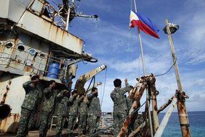 Tình hình Biển Đông: Philippines phản đối Trung Quốc rình mò Bãi Cỏ Mây