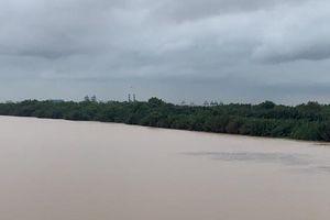 Phát hiện 'cát tặc' đang lộng hành trên sông Đồng Nai