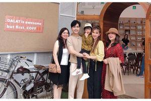 Thu Thủy đi du lịch cùng gia đình nội ngoại sau một tháng lùm xùm bạo hành con riêng