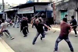 Kiên Giang: Hỗn chiến do mâu thuẫn từ quán karaoke, 2 người thương vong
