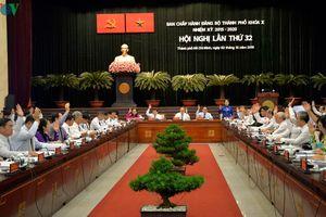 'Thành ủy TP HCM không bàn việc xử lý kỷ luật các đồng chí khóa trước'