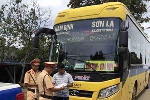 Sơn La xử phạt trên 700 lái xe sử dụng rượu bia và ma túy khi lái xe
