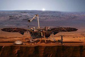 Âm thanh kỳ dị chưa từng thấy phát đi từ sao Hỏa