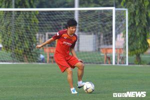 Tuyển Việt Nam đấu tập với U22 Việt Nam, HLV Park Hang Seo giữ kín kết quả