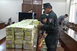 Tội phạm sản xuất ma túy đang gia tăng