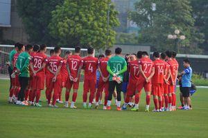 Vì sao ông Park sớm gạch 10 cái tên trước trận tiếp Malaysia?