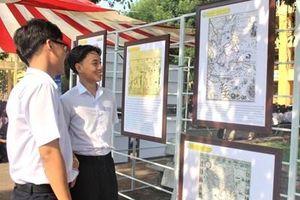 Triển lãm số 'Hoàng Sa, Trường Sa của Việt Nam - Những bằng chứng lịch sử và pháp lý'
