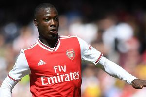 Huyền thoại Arsenal chỉ trích Nicolas Pepe