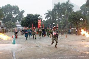 Quận Thanh Xuân hưởng ứng 'Ngày toàn dân phòng cháy và chữa cháy'