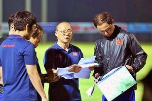 HLV Park chốt danh sách cho hai trận gặp Malaysia và Indonesia