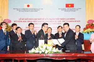 Lao động Việt Nam có thể sang Nhật làm việc trong ngành dịch vụ lưu trú và khách sạn
