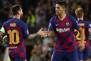 Liều 'doping' Messi